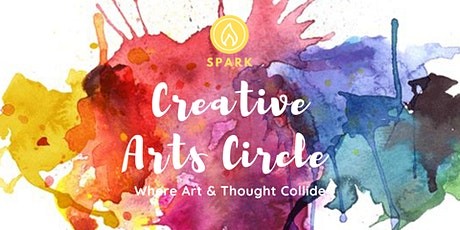Creative Arts Circle: Succulents with Crystals tickets