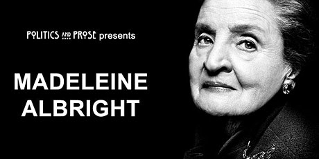 Madeleine Albright (CANCELLED) tickets