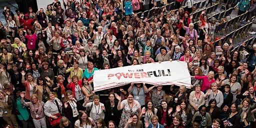 LCR LWF celebrates  WOMEN FIRST!!!