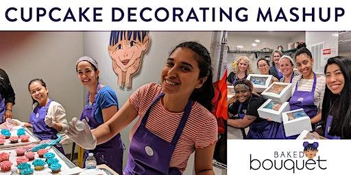 Cupcake Decorating Mashup - EDISON, NJ FLAKERY