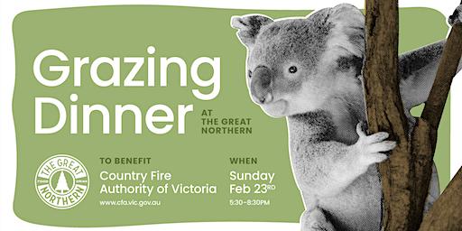Aussie Bushfire Benefit Vermont