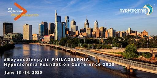 #BeyondSleepy in Philadelphia: Hypersomnia Foundation Conference