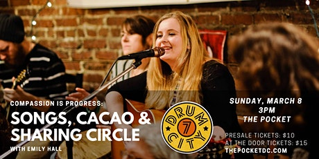 Emily Hall Album Release Party & Sharing Circle tickets