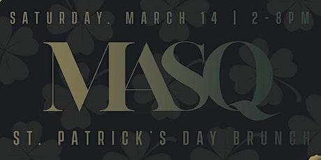 MASQ St Patty's Party Brunch tickets