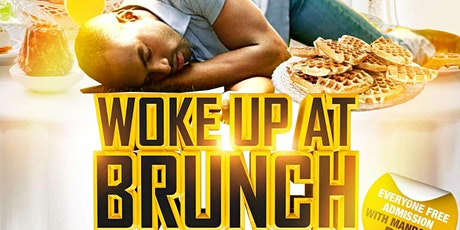 WOKE UP AT BRUNCH - with the #BRUNCHXGODS tickets