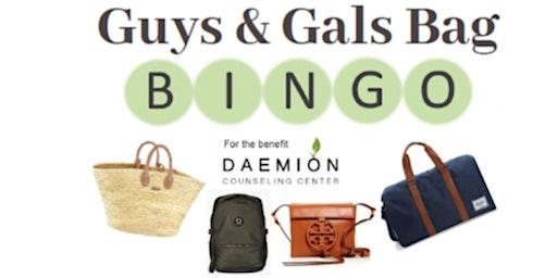 Guys & Gals Bag Bingo