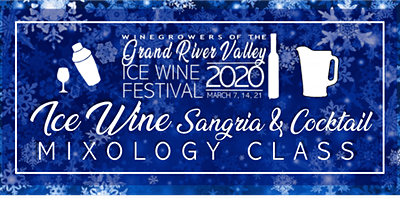Ice Wine Sangria & Cocktail Mixology Class
