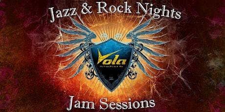 Jam Sessions entradas