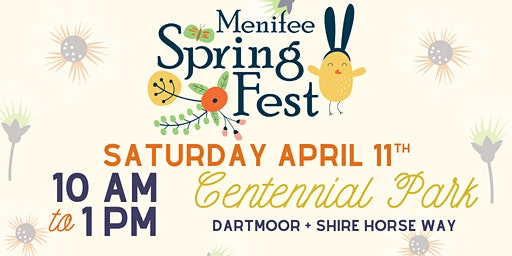 Spring Fest + Centennial Park Grand Opening