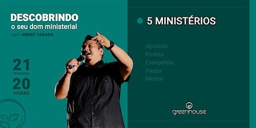 Descobrindo seu dom ministerial
