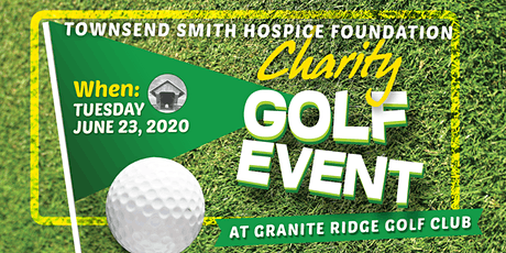 2nd Annual Townsend Smith  Charity Golf Tournament tickets