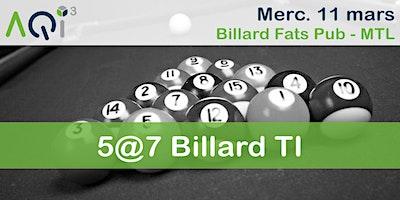 5@7 Billard TI