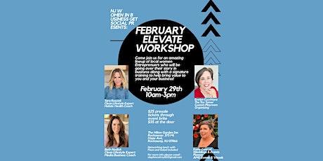 Women's Elevate Workshop tickets