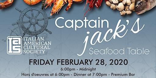 Captain Jack's Seafood Dinner