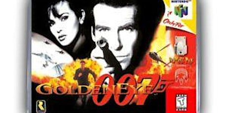 Goldeneye N64 Tournament billets