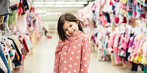 PrimeTime Shopping at JBF McK/Allen/Frisco  March 11, 2pm-9pm