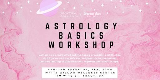 Astrology Basics Workshop