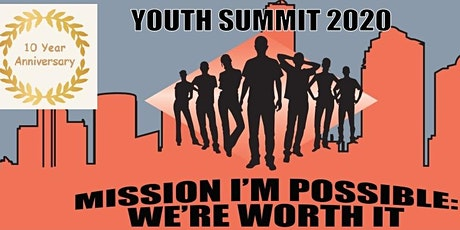 10th Annual Youth Summit 2020 tickets