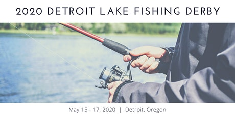 2020 Detroit Lake Fishing Derby tickets