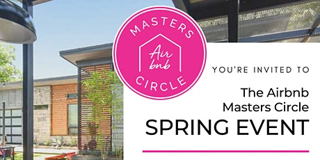 Airbnb Masters Circle - Master Your Domain tickets