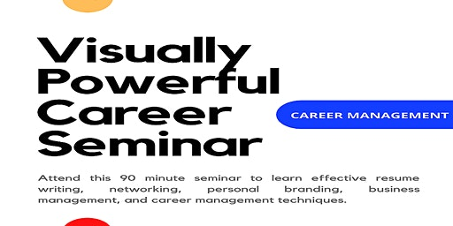Visually Powerful Career Seminar