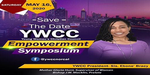 Nor Cal Metropolitan YWCC Presents: BECOMING Symposium 2020