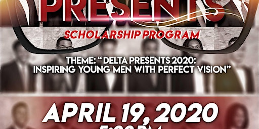 Delta Presents 2020:  Inspiring Young Men with Perfect Vision