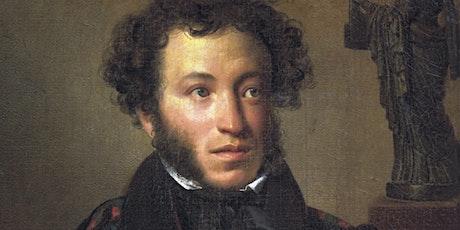 Talk: Pushkin and the Quiet Revolution tickets