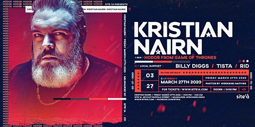 KRISTIAN NAIRN [at] SITE 1A