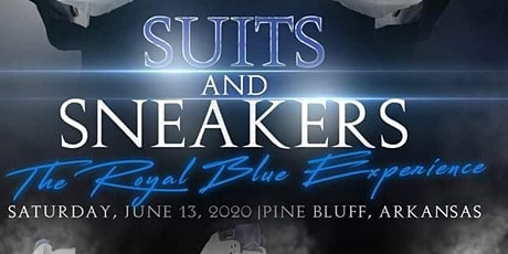 Suits and Sneakers -The Royal Blue Experience tickets