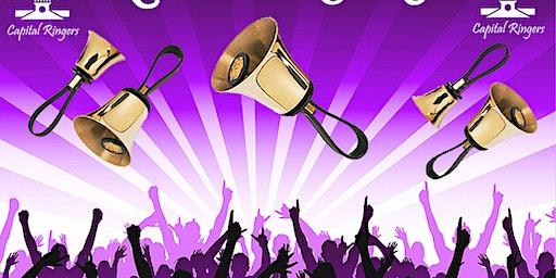 """Capitol Ringers Concert: """"Handbells ROCK!"""""""