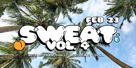 SWEAT Vol.4 tickets