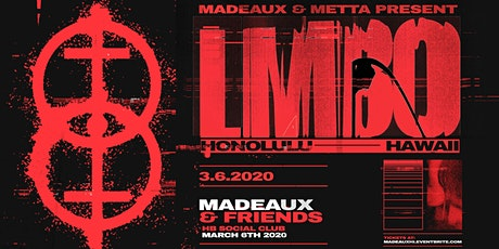LIMBO with Madeaux & Friends tickets
