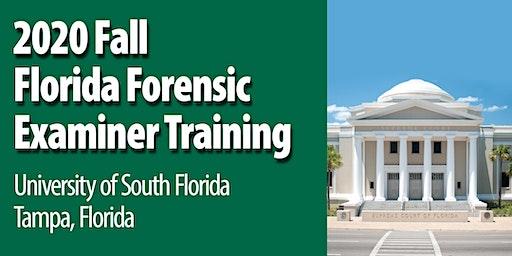 Adult Forensic Examiner Workshop 2020