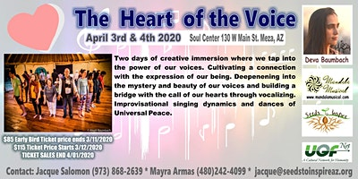 Heart of the Voice