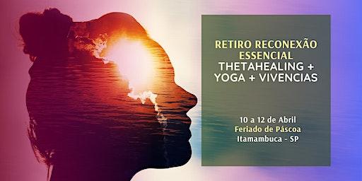 Retiro de Páscoa em Itamambuca | Thetahealing | Yoga | Vivências