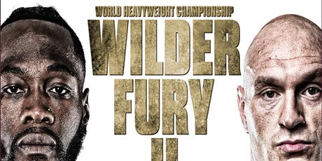 Wilder vs Fury ll  :: World Heavyweight Championship :: RTB Fight Night tickets