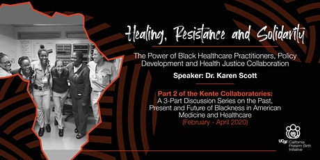 Healing, Resistance and Solidarity tickets