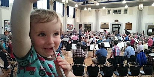 Concerteenies: Orchestra/ Opera (0-5s)