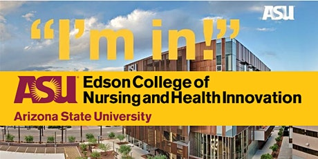 MCCCD and Edson College of Nursing and Health Innovation's CEP Orientation tickets