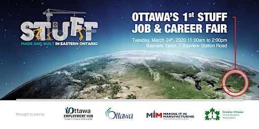 OTTAWA'S 1st STUFF JOB & CAREER FAIR