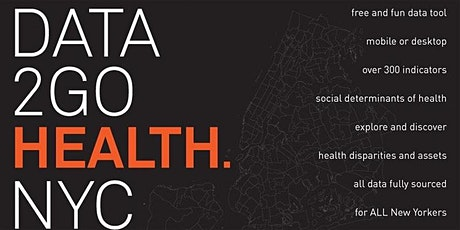 DATA2GOHEALTH and OurHome.NYC Scavenger Hunt - Open Data Week 2020 tickets
