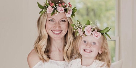 Celebrate National Flower Crown Day at Fox and Holly! tickets