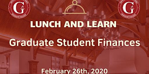 Graduate Student Finances