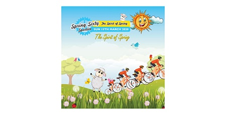 The Spring Sixty Sportive - Camlough Cycling Club tickets