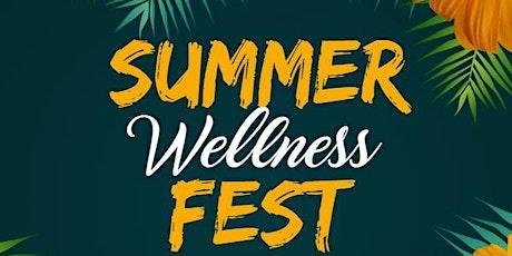 Summer Wellness Fest tickets