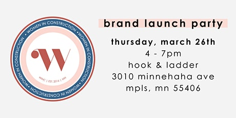 WINC Presents: Brand Launch Party! tickets
