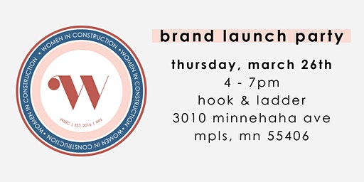 WINC Presents: Brand Launch Party!