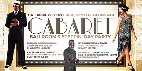 Step This Way- Steppin & Ballroom Cabaret Day Party tickets