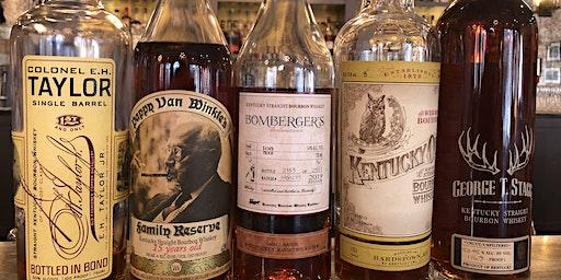 Top Shelf Bourbon Tasting